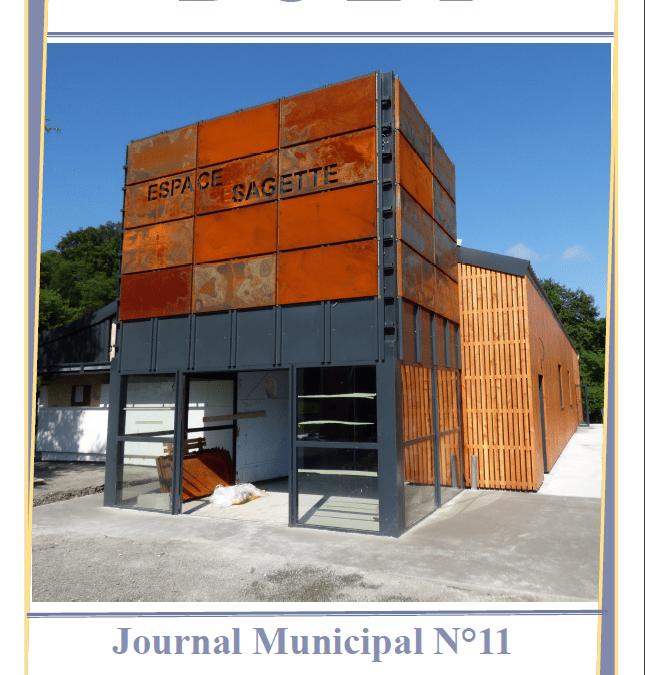 Page de garde JM N°11