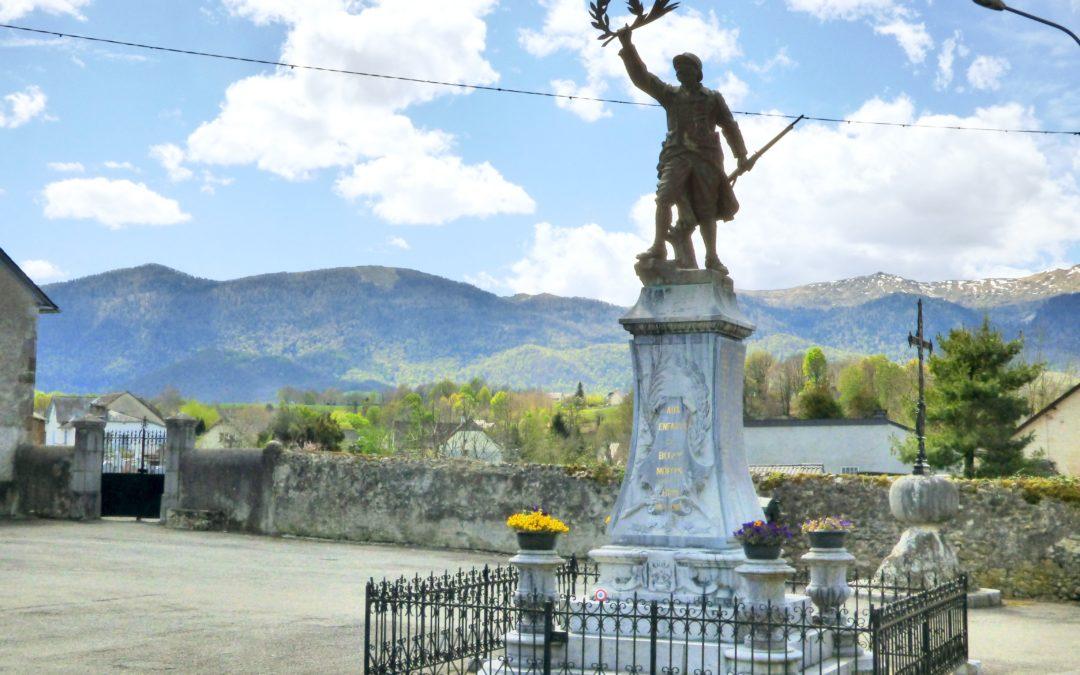 Monument aux Morts de Buzy